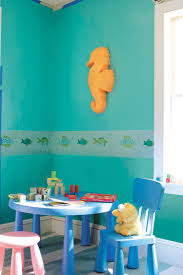bedroom colors for kids with beautiful blue and pink chair and