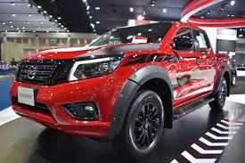 new nissan truck nissan 2019 2020 nissan navara black edition bangkok