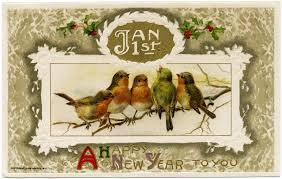 new year post card rural carolina history happy new year postcard