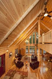 Log Floor by 79 Best Log Homes Images On Pinterest Log Cabins Cabin Ideas