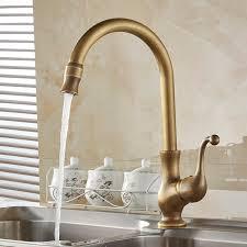 wholesale kitchen faucet 2017 wholesale kitchen taps cozinha faucet antique brass swivel