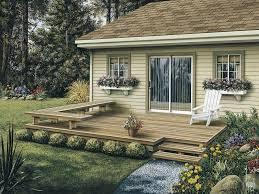 dewey low patio decks low patio deck offers a stylish design with
