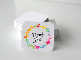 thank you card simple and small thank you cards thank you card