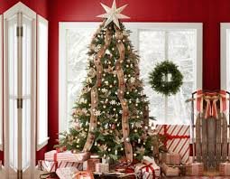 fresh christmas trees and fake christmas tree shopping guide