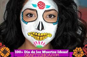 100 dia de los muertos projects the crafty chica
