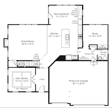 ryan homes nj floor plans home plan