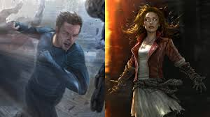 quicksilver movie avengers a guide to scarlet witch and quicksilver the twins teased at the