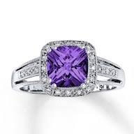 amethyst wedding rings wedding rings watches diamonds and more jared the galleria of