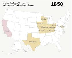 1850 United States Map by Why Mexico Is The New Germany In 1 Map The Washington Post