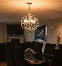 Showcase Lighting Fixtures Make Your Dining Room Shine Gross Electric