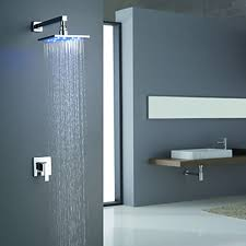 Ceiling Mounted Rain Shower by Led Showers Led Shower Heads Led Showers Sale