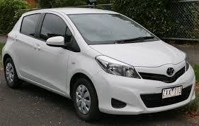 lexus is250 for sale victoria file 2013 toyota yaris ncp130r yr 5 door hatchback 2016 01 04