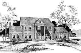Luxury Colonial House Plans House Plan 120 1236 4 Bedroom 3235 Sq Ft Luxury Colonial