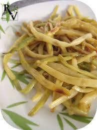 cuisiner haricots beurre haricots beurre à l ail recettes végétariennes