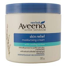 buy aveeno products online priceline aveeno skin relief moisturising cream 312 g
