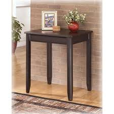 ashley furniture corner table h371 47 ashley furniture carlyle black home office corner table