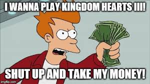 Futurama Meme - futurama kingdom hearts meme by blackwolfstar15 on deviantart