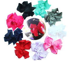 big bows for hair big hair bows for 20cm dual bows style boutique