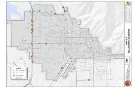 Utah City Map by General Plan Community Development