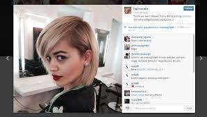 jonathan george haircuts marianna hewitt hair cut rita ora jonathan george gaetano