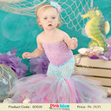 Mermaid Halloween Costume Toddler Buy Mermaid Tutu Dress Costume Birthday Toddler