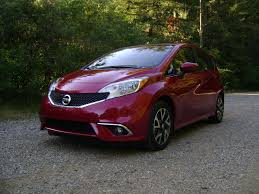 nissan versa is it a good car 2015 nissan versa note overview cargurus