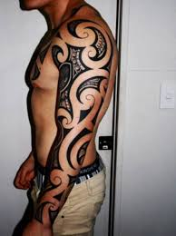 the 25 best tribal sleeve tattoos ideas on pinterest arm
