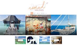 nomad maldives travel blogger from maldives