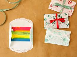 How To Make Origami Christmas Cards How To Wrap Gift Cards For Christmas How Tos Diy