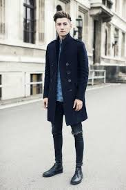 how to wear boots the idle man