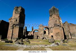 Baths Of Caracalla Floor Plan Baths Caracalla Stock Photos U0026 Baths Caracalla Stock Images Alamy