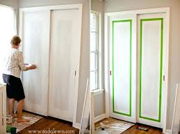 Lowes Sliding Closet Doors Closet With Sliding Doors Custom Closet By Sliding Door By Closets