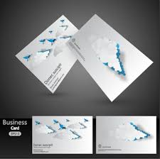 Designing Business Cards In Illustrator Illustrator Paper Texture Business Card Free Vector Download