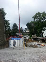 small modular house construction progress pics and timeline