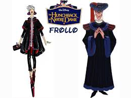 Hunchback Notre Dame Halloween Costume Frollo Fashion Update Disney Villains Hunchback Notre Dame