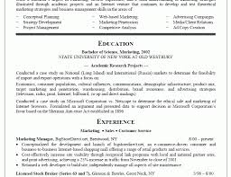 Sample Resume For College Students by Smartness Recent College Graduate Resume 10 Sample Cover Letter