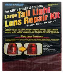 large light lens repair kit automotive