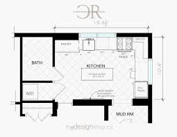Kitchen Floor Plan by Creed November 2013