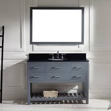 Single Bathroom Vanity by Beachcrest Home Caldwell 48