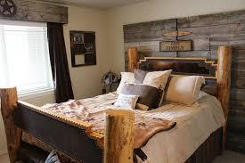 chambre en bois deco chambre bois visuel 2