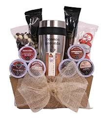 k cup gift basket gifts for coffee