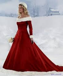 Red And White Wedding Dresses Red And White Winter Wedding Dresses Naf Dresses