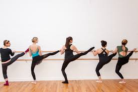 barre class at home ballet learn from the best auckland academy of ballet