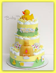 Yellow Duck Baby Shower Decorations 123 Best Diaper Cake Duck Images On Pinterest Baby Diaper Cakes