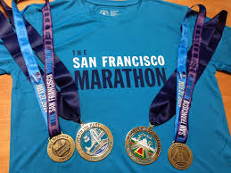 Sf Marathon Map Marathoning For Life Pampering Ourselves With A Bubble Bath