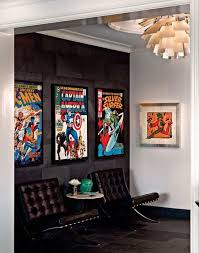best home design books decorating comic book colections and displays design home