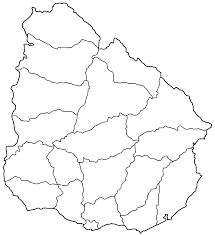 India Outline Map Blank by Geography Blog Uruguay Outline Maps