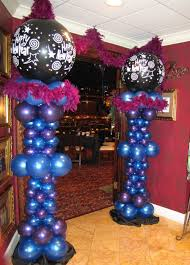 Decoration With Balloons For New Year by Party People Event Decorating Company New Years Eve 2010