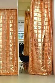 Curtains For Dressing Room Gold Sequin Curtains Gold Quilted Dressing Room Curtains