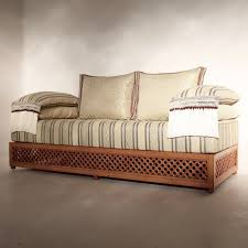 marokkanische sofa orientalische marokkanische aus massivholz farha albazar